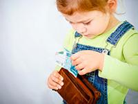 Что должны знать дети о деньгах