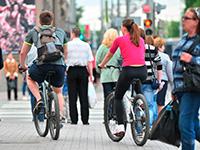 Велосипеды и самокаты: сезон травматизма открыт