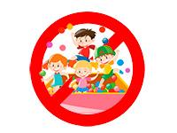 Детские сады в зоне риска