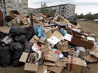«Свое не пахнет»: город как свалка