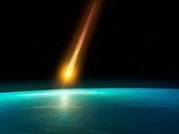 Метеорит над Карапселем