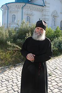 Юрий Горгуленко: «Веру призову себе в подруги»