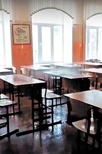 Потоп в гимназии: повторений не будет?