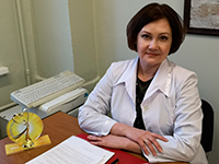 Оксана Абраменко: «Если ты заботишься о себе, от этого хорошо всем, кто тебя окружает»