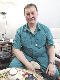 Александр МАКАРОВ: «Если не бороться со стрессом, человек может сломаться»