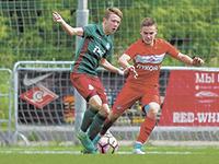 Илья ГРИЦАК: «Я всегда был настроен только на футбол»