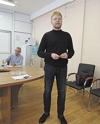 Известный эколог-«яблочник» Николай Рыбаков побывал в ЗАТО