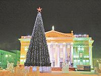 Город-Гринч, или Кто украл Новый год?